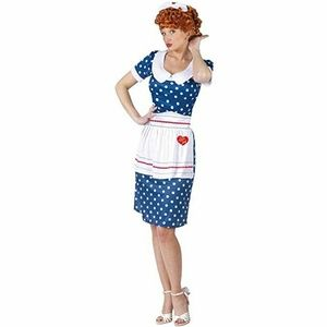 Other - I Love Lucy Sassy Lucy Polka Dot Costume